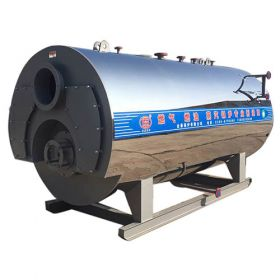 WNS Series Oil/Gas Fired steam Boiler
