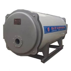 WNS Series Oil/Gas Fired Hot Water Boiler